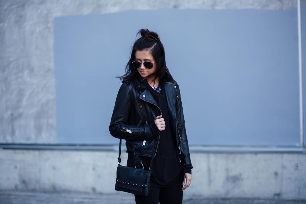 Leather Jacket - All Saints