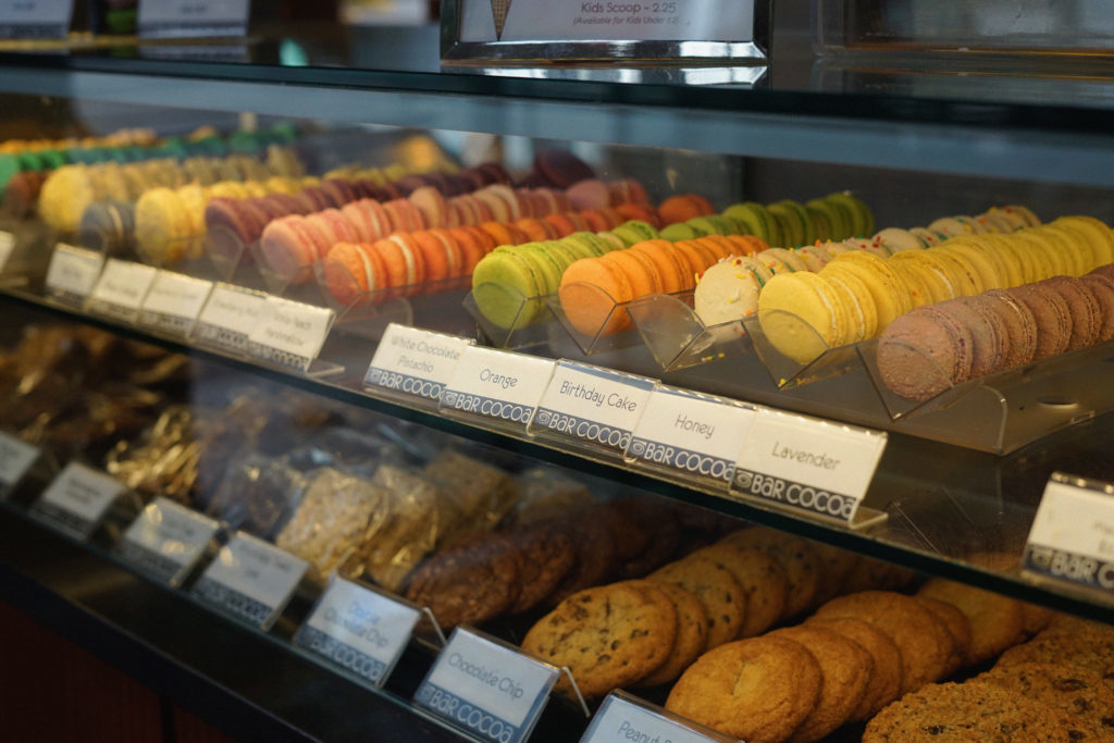 Erin Aschow Macarons in Charlotte