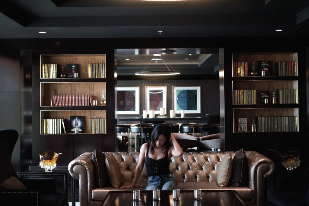 Erin Aschow - The Punch Room in Charlotte North Carolina