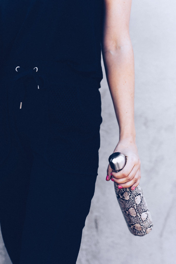 Erin Aschow Swell Snakeskin Water Bottle