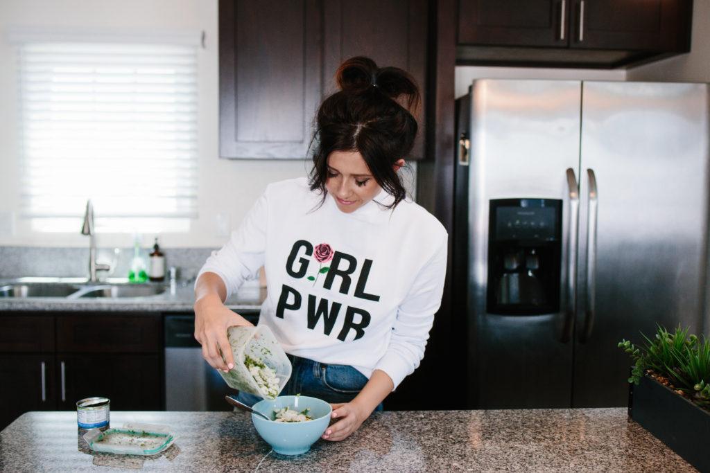 Erin Aschow of Revenge Bakery's Nacho and Guacamole Recipe