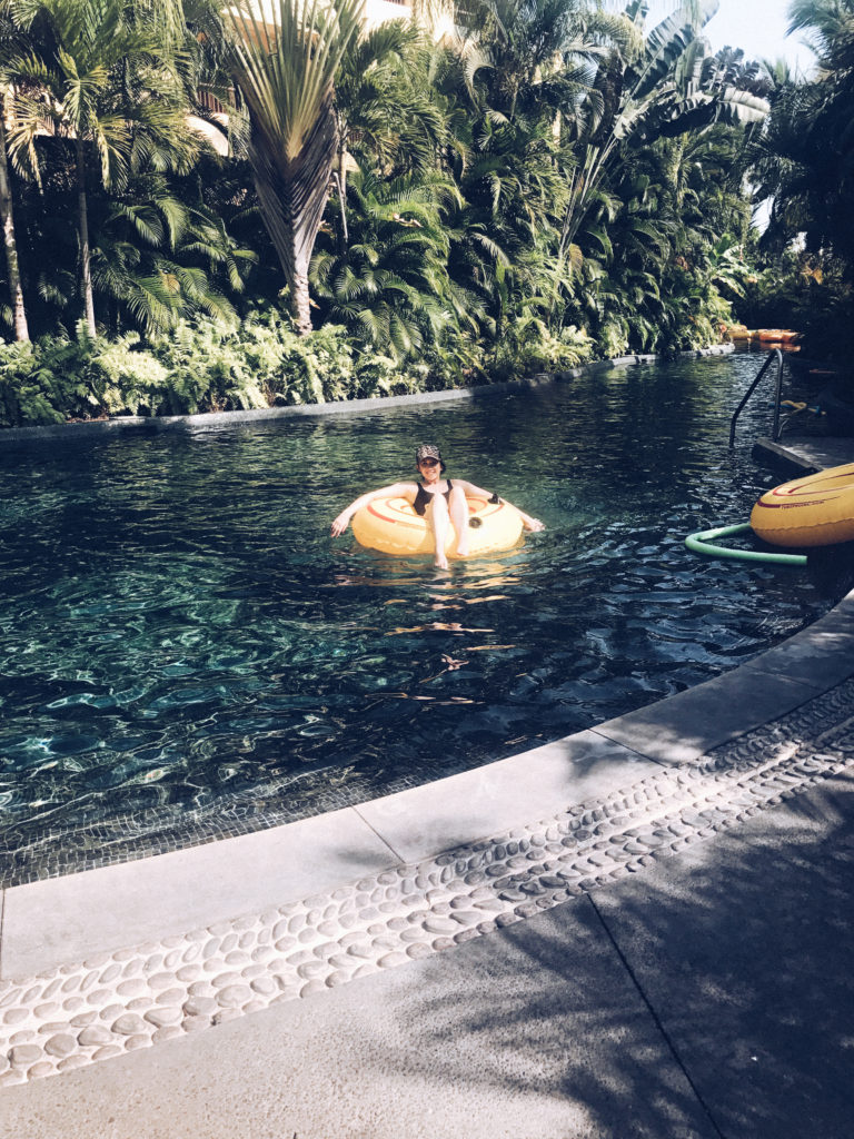 Lazy River Four Seasons Punta Mita