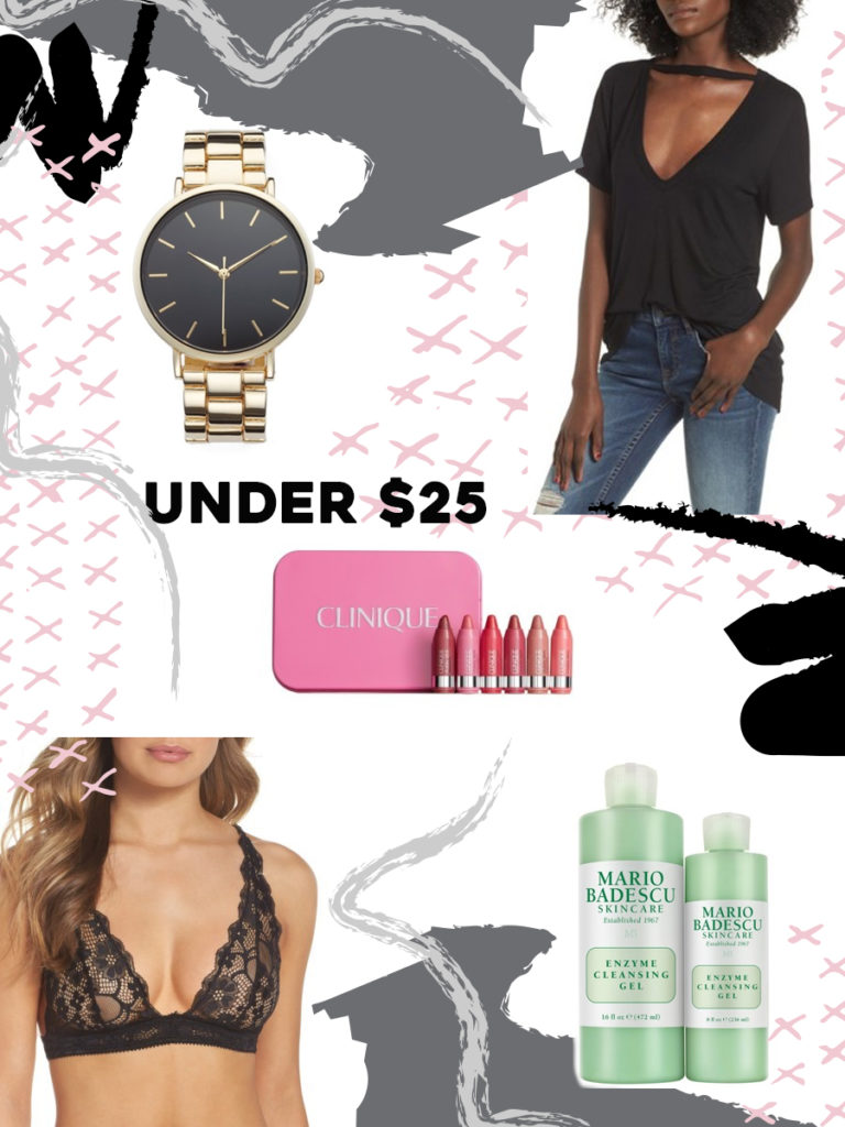 NORDSTROM ANNIVERSARY SALE: 25 Under $25