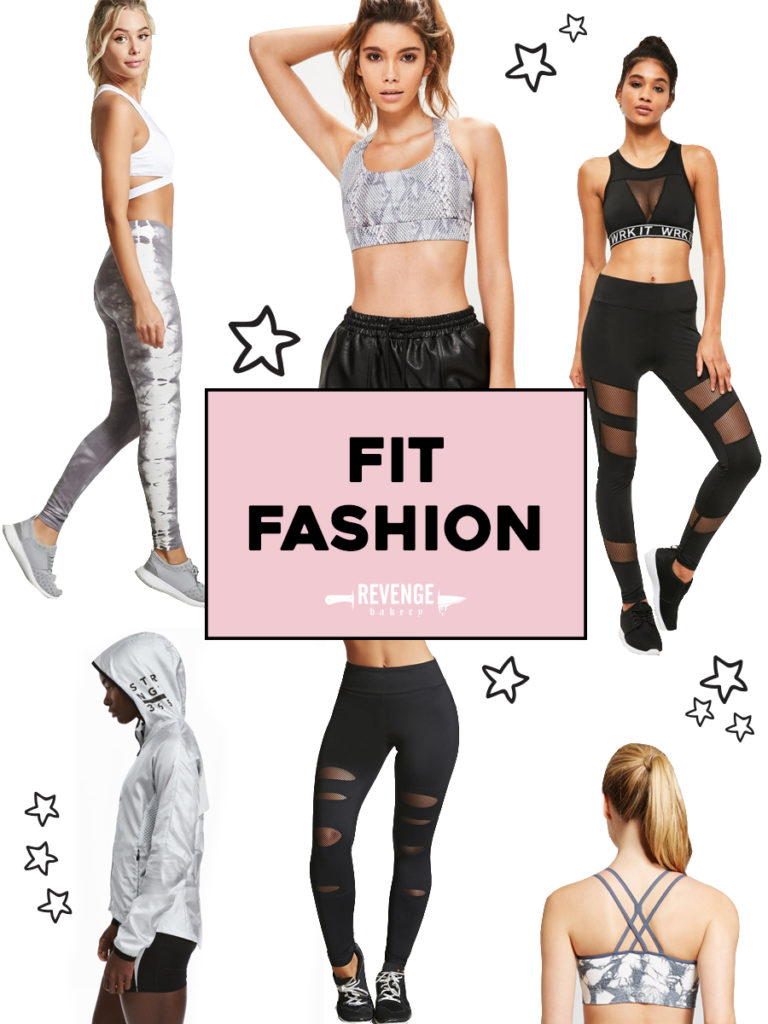 Fitness Fashion on a Budget - Cute Cheap Workout Clothes