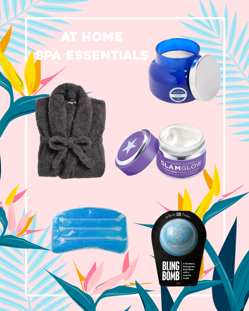 DIY Spa Day at Home Essentials