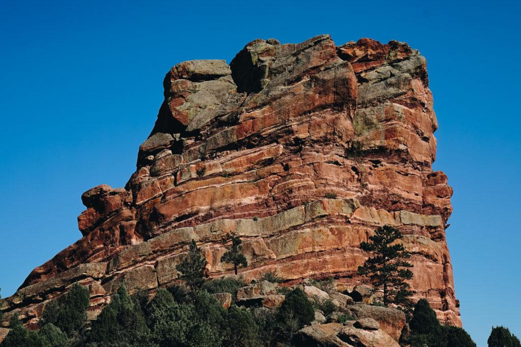 Red Rocks Amphitheater Denver Colorado