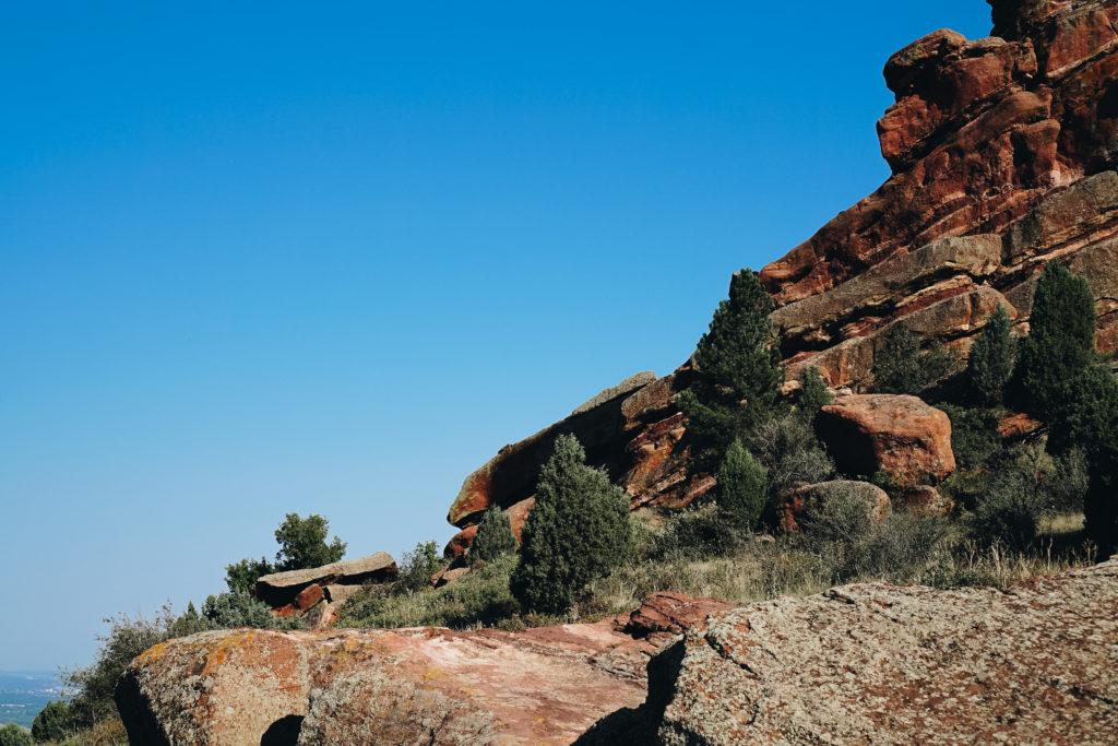 Getaway To Denver: Red Rocks Amphitheater Denver Colorado