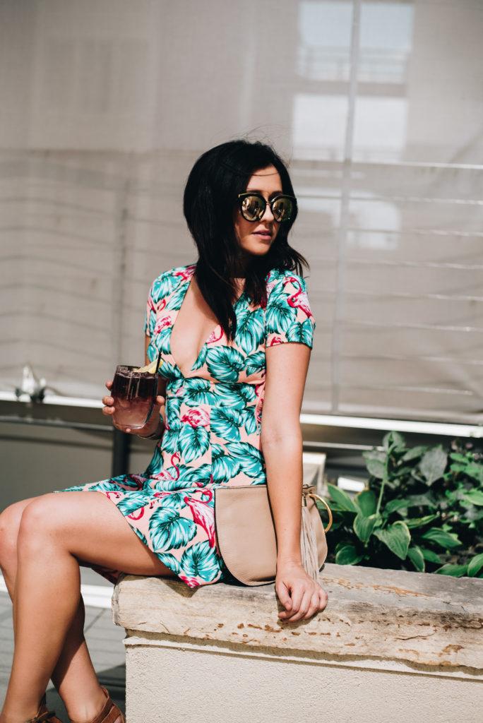 Erin Aschow Fashion Blogger Four Seasons Denver Travel Style