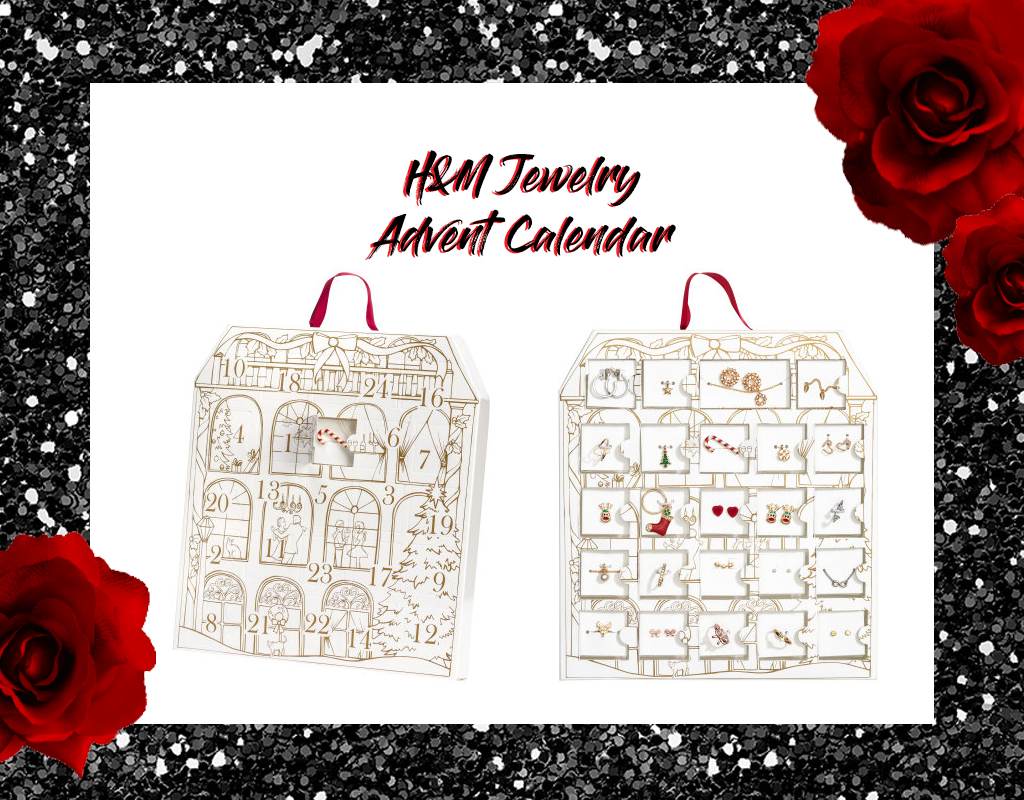 H&M Jewelry Advent Calendar