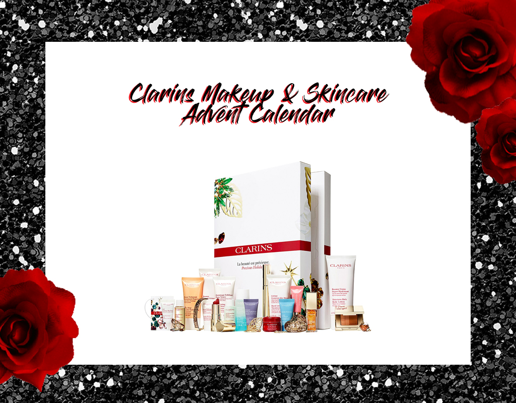 Clarins Skincare and Makeup Advent Calendar