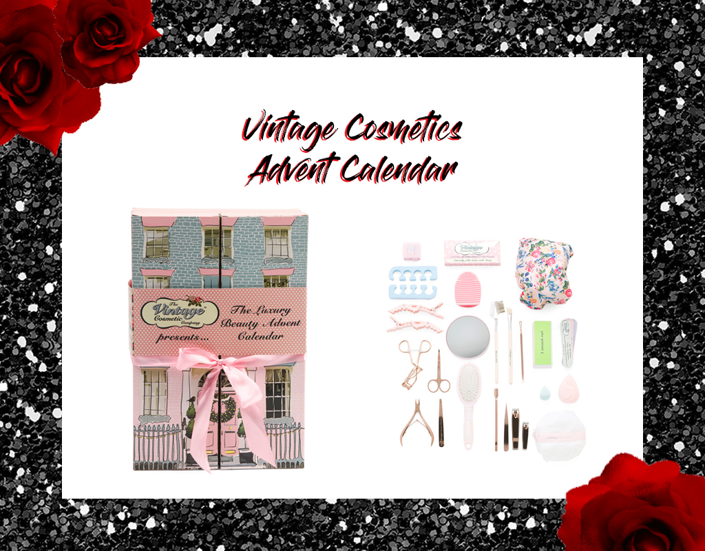 Vintage Beauty Advent Calendar