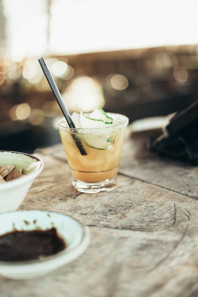 W Punta Mita Chevycheria Cocktail