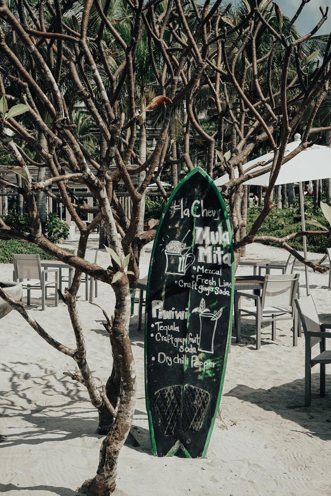 Chevycheria W Hotel Punta Mita
