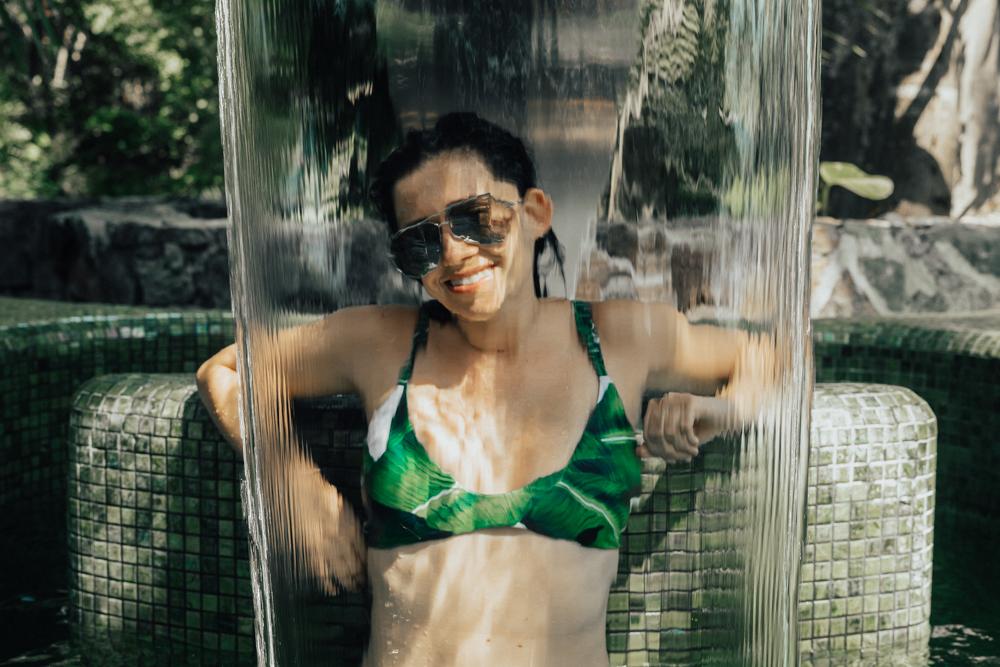 Erin Aschow Revenge Bakery Away Spa W Hotel Punta Mita swimming