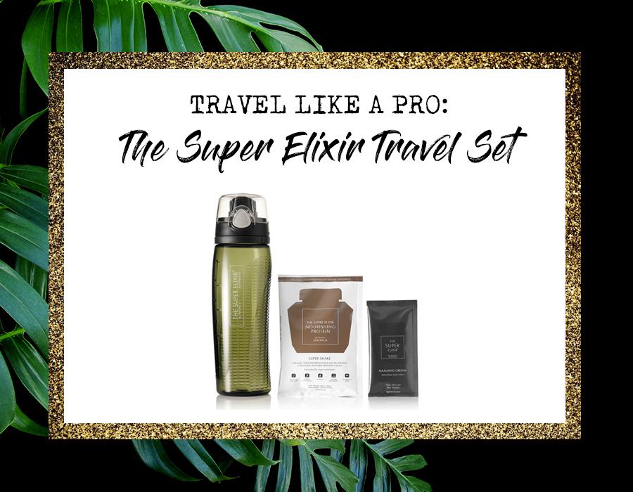 WELLECO SUPER ELIXIR TRAVEL