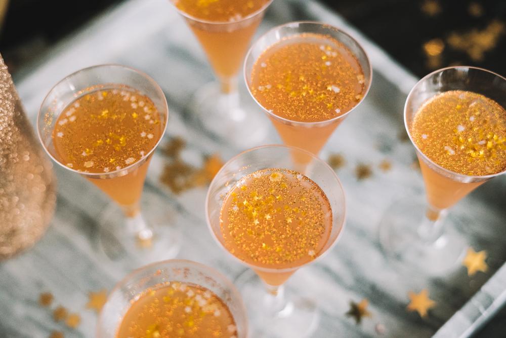 Glitter Jello Shots Recipe