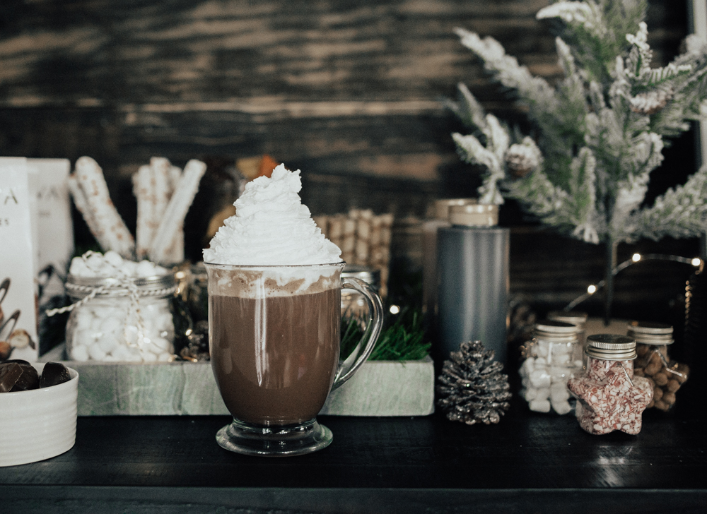 Baby It S Cold Outside Hot Chocolate Bar Party