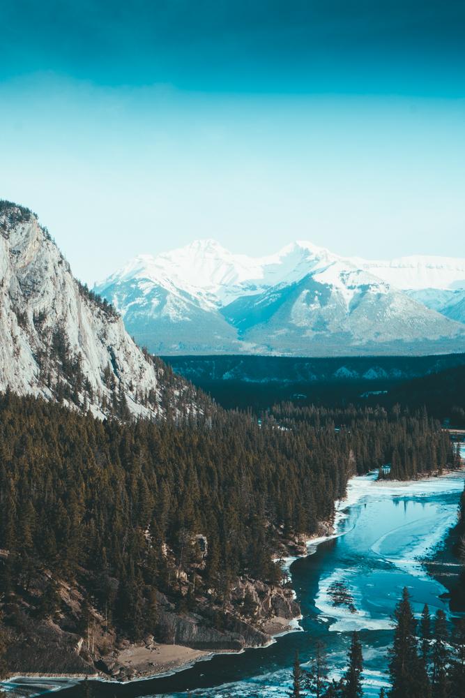 Fairmont Banff Alberta Canada Suite View