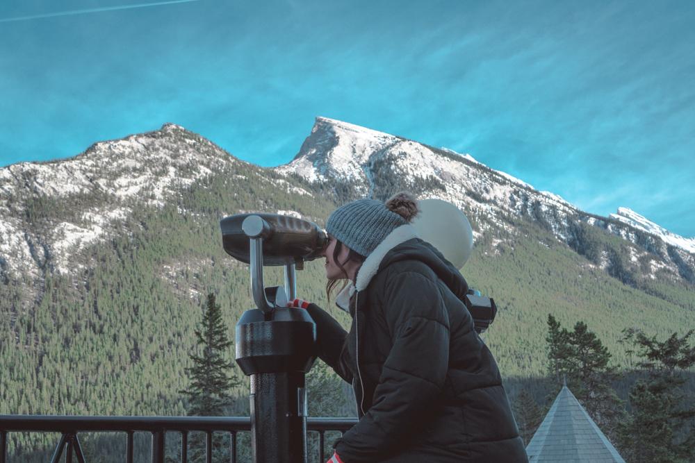 Fairmont Banff Alberta Canada Erin Aschow Revenge Bakery Blogger