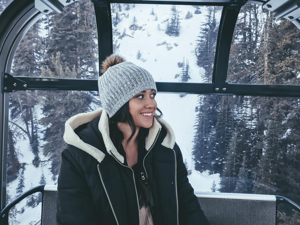 Fairmont Banff Alberta Canada Erin Aschow Travel Blogger Gondola