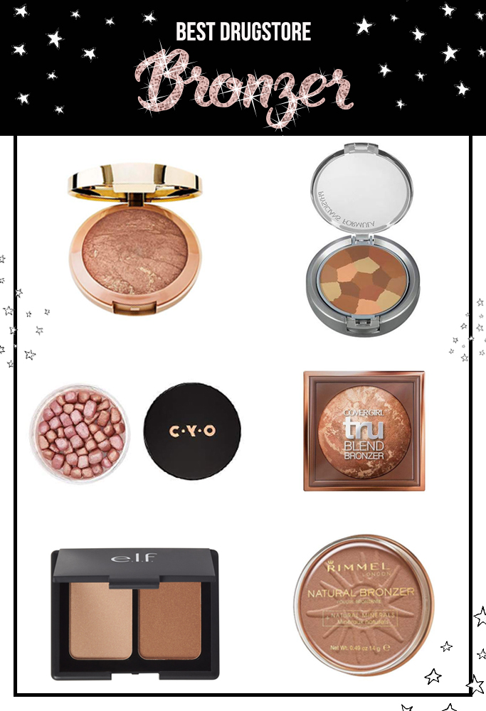Boujie On A Budget: Best Drugstore Bronzers