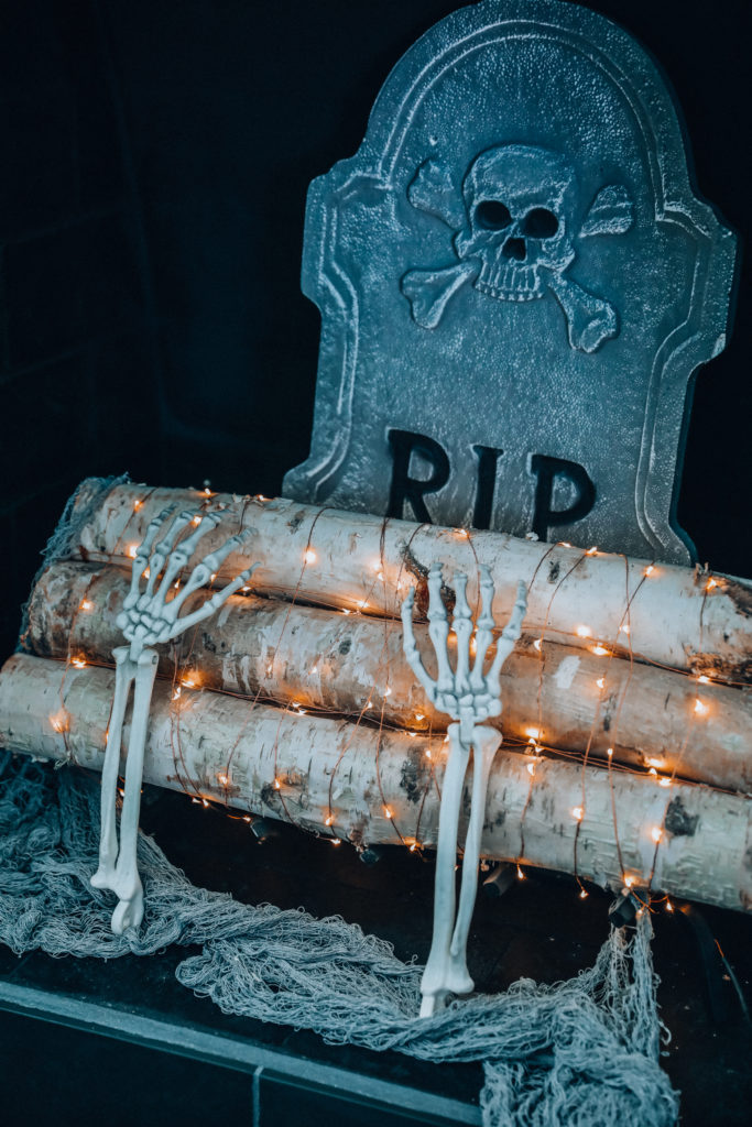 Holiday Decorating My Chic Home Halloween Decor