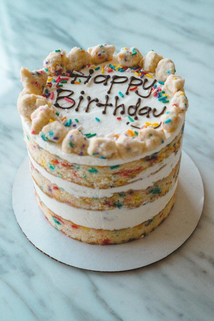 Erin Aschow's Ultimate Travel Guide to Las Vegas - Milk Bar Birthday Cake