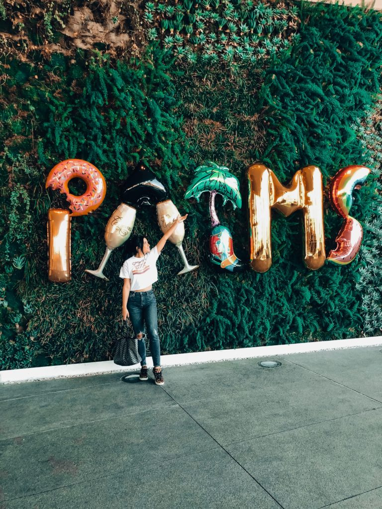 Erin Aschow's Ultimate Travel Guide to Las Vegas - at the Palms Casino