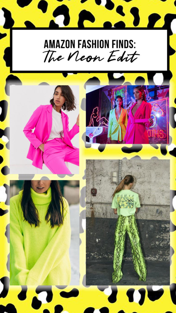 7ba84c0b6b432 Amazon Fashion Finds: The Neon Edit | Revenge Bakery
