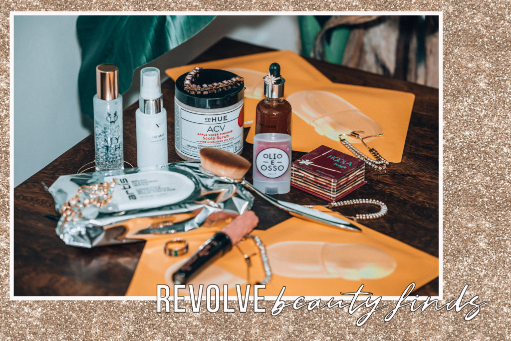 Revolve Summer Beauty Must Haves - makeup, skin care, tanning, perfume